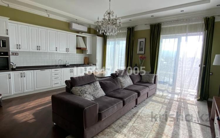 3-комнатная квартира, 91.5 м², 4/4 этаж, Сатпаева 100г за 47 млн 〒 в Алматы