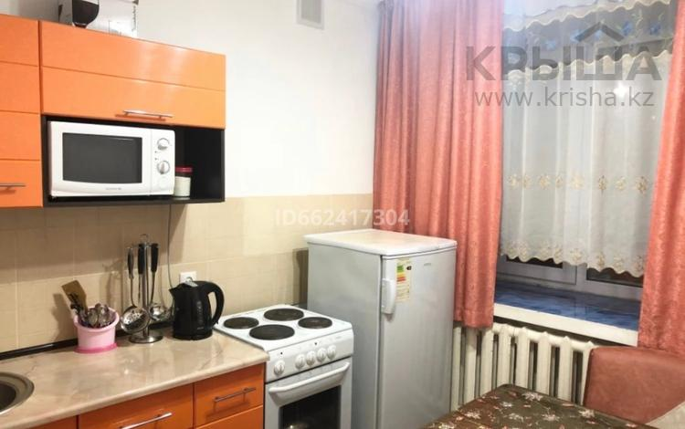 1-комнатная квартира, 25 м², 1/5 этаж посуточно, Маргулана 3 за 5 000 〒 в Экибастузе