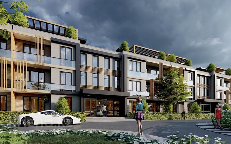 2-комнатная квартира, 84.56 м², Кажымукана 109 за ~ 67.6 млн 〒 в Алматы