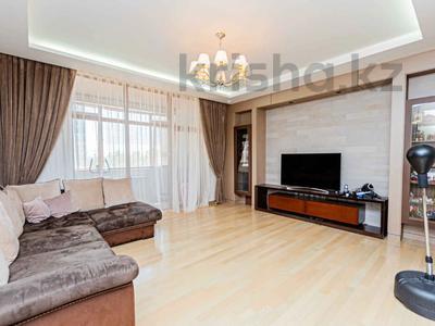 4-комнатная квартира, 127 м², 3/21 этаж, Ахмета Байтурсынова 1 за 62 млн 〒 в Нур-Султане (Астана), Алматы р-н — фото 3