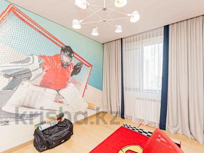 4-комнатная квартира, 127 м², 3/21 этаж, Ахмета Байтурсынова 1 за 62 млн 〒 в Нур-Султане (Астана), Алматы р-н — фото 17