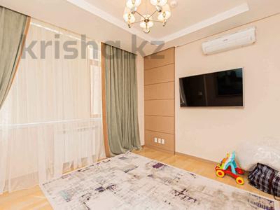 4-комнатная квартира, 127 м², 3/21 этаж, Ахмета Байтурсынова 1 за 62 млн 〒 в Нур-Султане (Астана), Алматы р-н — фото 21