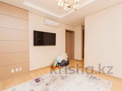 4-комнатная квартира, 127 м², 3/21 этаж, Ахмета Байтурсынова 1 за 62 млн 〒 в Нур-Султане (Астана), Алматы р-н — фото 30