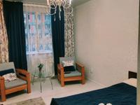1-комнатная квартира, 40 м², 1/12 этаж посуточно, Сатпаева 90 — Туркебаева за 12 000 〒 в Алматы, Бостандыкский р-н