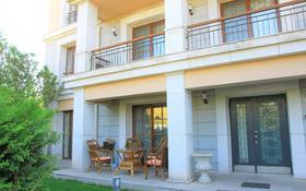 5-комнатная квартира, 220 м² помесячно, мкр Горный Гигант, Жамакаева 256а за 1.5 млн 〒 в Алматы, Медеуский р-н