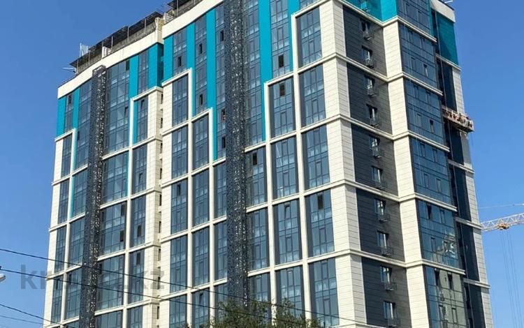 2-комнатная квартира, 51.7 м², 4/17 этаж, Толе би 181 — Ауэзова за ~ 23.3 млн 〒 в Алматы, Алмалинский р-н