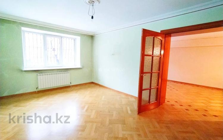 4-комнатная квартира, 110 м², 1/5 этаж, Зенкова 77 — Курмангазы за 75 млн 〒 в Алматы, Медеуский р-н