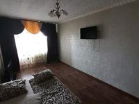 2-комнатная квартира, 60 м², 4/5 этаж посуточно, Азаттык 46а за 7 000 〒 в Атырау