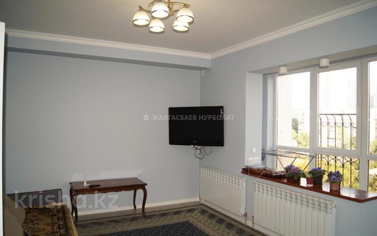 6-комнатная квартира, 146.6 м², 9/12 этаж, Абая 153 — Розыбакиева за 60 млн 〒 в Алматы