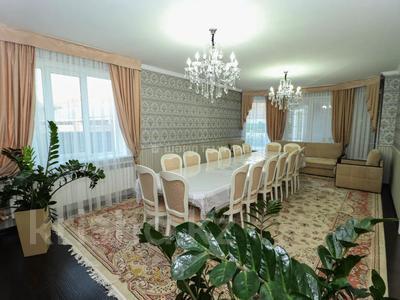 6-комнатный дом, 425 м², 11 сот., мкр Таусамалы, Кунаева — Грозы за 120 млн 〒 в Алматы, Наурызбайский р-н — фото 27