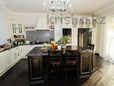 6-комнатный дом, 425 м², 11 сот., мкр Таусамалы, Кунаева — Грозы за 120 млн 〒 в Алматы, Наурызбайский р-н — фото 37