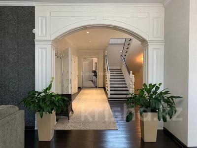 6-комнатный дом, 425 м², 11 сот., мкр Таусамалы, Кунаева — Грозы за 120 млн 〒 в Алматы, Наурызбайский р-н — фото 30