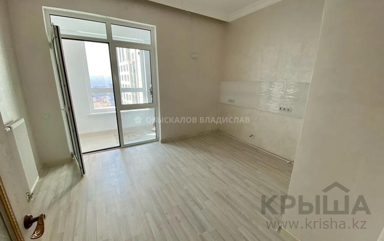 1-комнатная квартира, 48 м², 16/19 этаж, проспект Сакена Сейфуллина за 37 млн 〒 в Алматы, Бостандыкский р-н