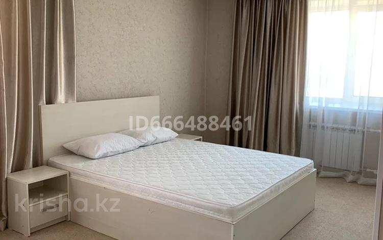 1-комнатная квартира, 39 м², 3/5 этаж посуточно, Гоголя 64 — Абая за 8 000 〒 в Костанае