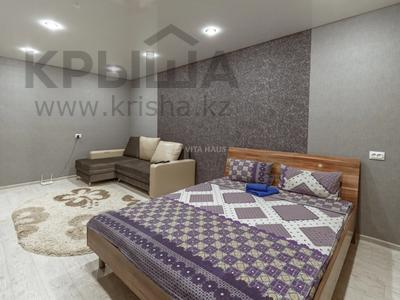 1-комнатная квартира, 33 м², 1/5 этаж посуточно, Советская 45 — Букетова за 8 000 〒 в Петропавловске