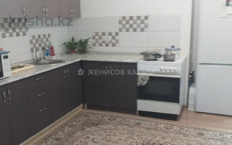 2-комнатная квартира, 53.1 м², 16/18 этаж, Кошкарбаева за 18.5 млн 〒 в Нур-Султане (Астана), Алматы р-н