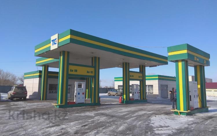 АЗС с минимаркетом и автокомплексом (г. Сарань) за 150 млн 〒