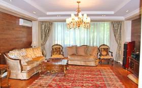 5-комнатная квартира, 272 м², 1/8 этаж, Жамбыла 26 — Пушкина за 285 млн 〒 в Алматы, Медеуский р-н