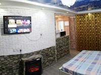 1-комнатная квартира, 45 м², 3/5 этаж посуточно, Универсам 3 — Муратбаева за 8 000 〒 в