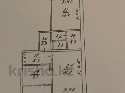 Магазин площадью 55 м², мкр Мамыр-1 16 за 20.5 млн 〒 в Алматы, Ауэзовский р-н — фото 3