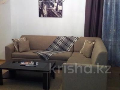 2-комнатная квартира, 80 м², 14/20 этаж посуточно, Кунаева 12 — Акмешит за 13 000 〒 в Нур-Султане (Астана) — фото 9