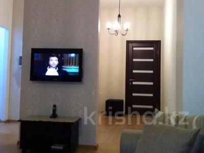 2-комнатная квартира, 80 м², 14/20 этаж посуточно, Кунаева 12 — Акмешит за 13 000 〒 в Нур-Султане (Астана) — фото 4