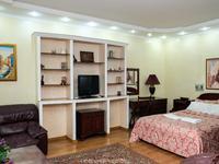 1-комнатная квартира, 37 м², 3/4 этаж посуточно, Тулебаева 65 — Айтеке би за 9 995 〒 в Алматы, Медеуский р-н