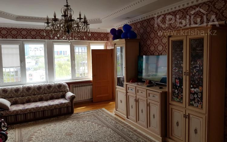 3-комнатная квартира, 86 м², 10/12 этаж, Манаса — проспект Абая за 50.8 млн 〒 в Алматы, Бостандыкский р-н