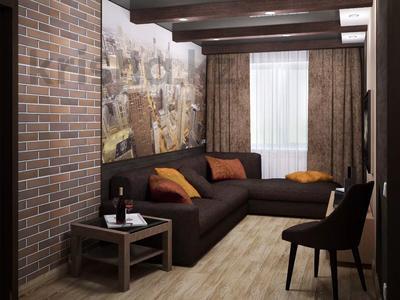1-комнатная квартира, 47 м², 1/5 этаж по часам, Гоголя 53 — Н.Абдирова за 1 500 〒 в Караганде, Казыбек би р-н — фото 2