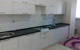 1-комнатная квартира, 50 м², 8/8 этаж помесячно, Газизы жубанова за 90 000 〒 в Актобе, мкр. Батыс-2