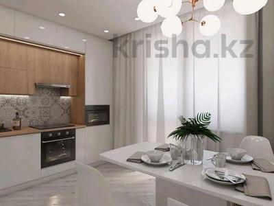 1-комнатная квартира, 55 м², 3/17 этаж посуточно, Брауна 20 за 17 000 〒 в Алматы