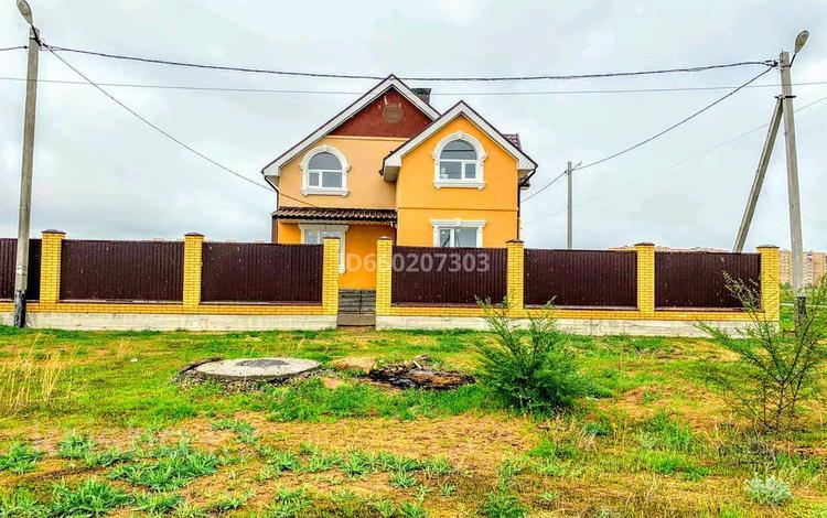 5-комнатный дом, 155 м², 10 сот., Нур-Актобе за 23.7 млн 〒