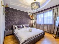 3-комнатная квартира, 110 м², 5/25 этаж посуточно, Абиша Кекилбаева 264блок5 — Торайгырова за 27 000 〒 в Алматы, Бостандыкский р-н