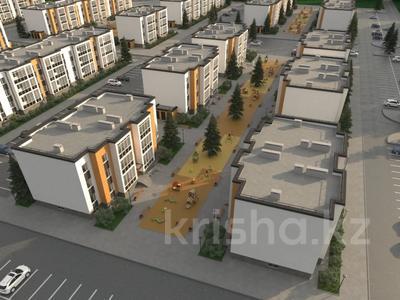 2-комнатная квартира, 54.83 м², 2/3 этаж, Уркер, Умбетей жырау — Узак батыр за ~ 14.3 млн 〒 в Нур-Султане (Астане), Есильский р-н