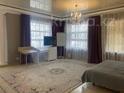 4-комнатный дом помесячно, 378 м², 20 сот., Жанару 688 за 2 млн 〒 в Алматы, Бостандыкский р-н — фото 20