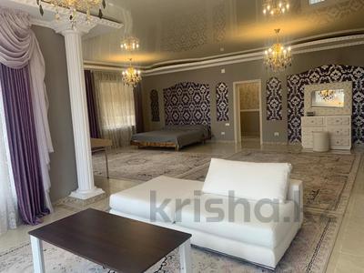 4-комнатный дом помесячно, 378 м², 20 сот., Жанару 688 за 2 млн 〒 в Алматы, Бостандыкский р-н — фото 23