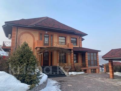 4-комнатный дом помесячно, 378 м², 20 сот., Жанару 688 за 2 млн 〒 в Алматы, Бостандыкский р-н — фото 25