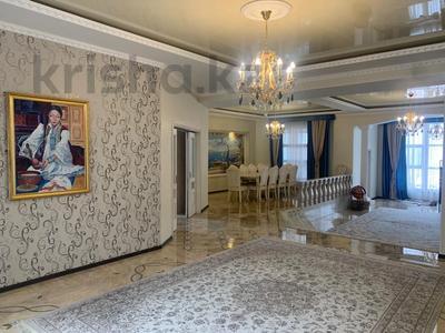 4-комнатный дом помесячно, 378 м², 20 сот., Жанару 688 за 2 млн 〒 в Алматы, Бостандыкский р-н — фото 4
