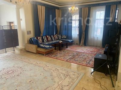 4-комнатный дом помесячно, 378 м², 20 сот., Жанару 688 за 2 млн 〒 в Алматы, Бостандыкский р-н — фото 7