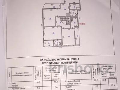 8-комнатный дом, 541 м², 13.5 сот., мкр Карагайлы 90 — ул Кали Надыра за 135 млн 〒 в Алматы, Наурызбайский р-н — фото 6