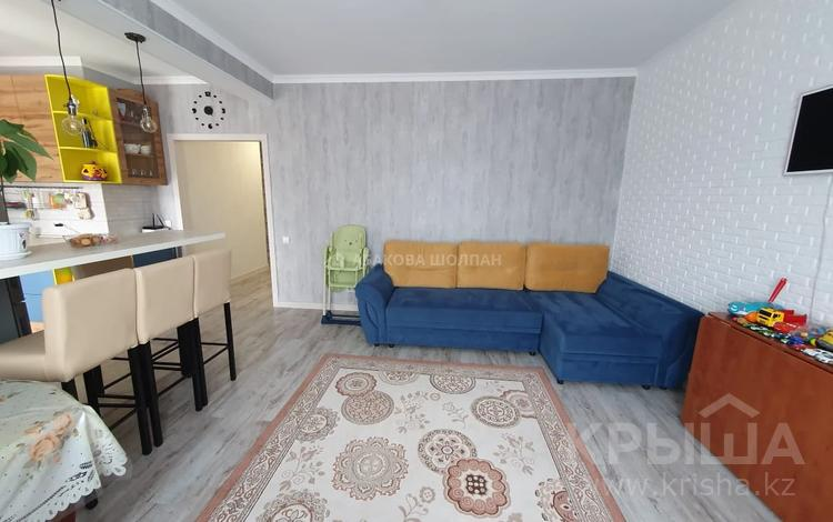 2-комнатная квартира, 60 м², 9/12 этаж, мкр Жетысу-1 28а за ~ 28 млн 〒 в Алматы, Ауэзовский р-н