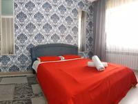 1-комнатная квартира, 55 м², 10/12 этаж по часам, Айманова — Сатпаева за 2 000 〒 в Алматы, Бостандыкский р-н