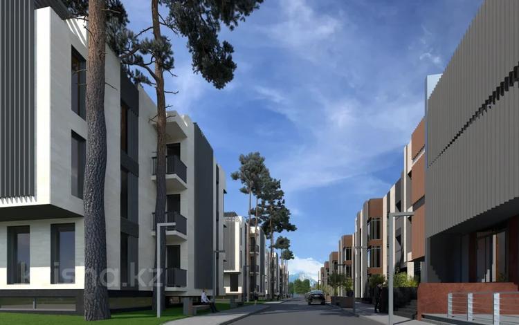 2-комнатная квартира, 53.26 м², 3/4 этаж, Герольда Бельгера 1Б за ~ 23.4 млн 〒 в Алматы, Бостандыкский р-н