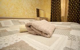 1-комнатная квартира, 57 м² посуточно, Достык 5 за 7 000 〒 в Нур-Султане (Астана), Есиль р-н