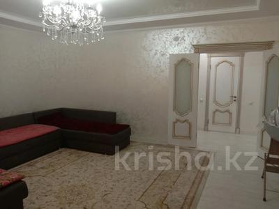 3-комнатная квартира, 110 м², 1/10 этаж помесячно, мкр Нурсат 2 23б за 250 000 〒 в Шымкенте, Каратауский р-н — фото 14