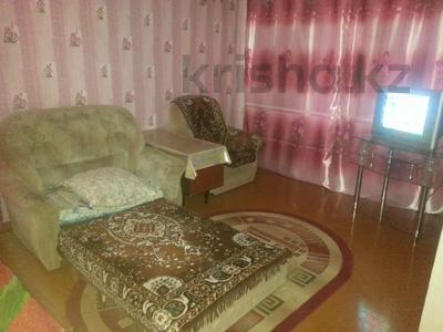 1-комнатная квартира, 35 м², 3/5 этаж посуточно, Гагарина 16 за 3 500 〒 в Жезказгане — фото 4
