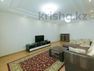 3-комнатная квартира, 140 м², 39 этаж посуточно, Достык 5/1 за 20 000 〒 в Нур-Султане (Астана), Есиль р-н