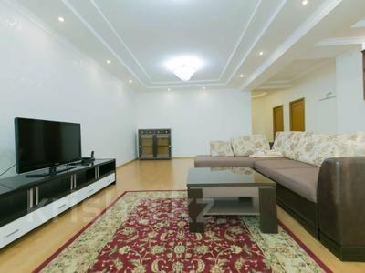 3-комнатная квартира, 140 м², 39 этаж посуточно, Достык 5/1 за 20 000 〒 в Нур-Султане (Астана), Есиль р-н — фото 2