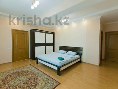 3-комнатная квартира, 140 м², 39 этаж посуточно, Достык 5/1 за 20 000 〒 в Нур-Султане (Астана), Есиль р-н — фото 5