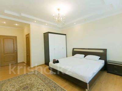 3-комнатная квартира, 140 м², 39 этаж посуточно, Достык 5/1 за 20 000 〒 в Нур-Султане (Астана), Есиль р-н — фото 6